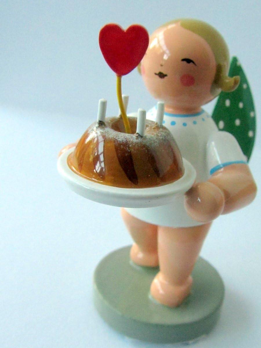Wendt /& Kühn Engel mit Kuchen und Herz 650//154