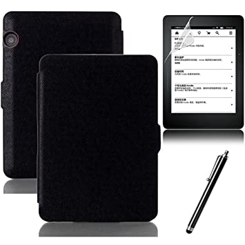 STONG Amazon Ebook Reader Funda Carcasa PU cuero Cubierta Caso ...