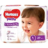 Huggies Platinum Pants, L, 27ct