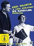 Karl Valentin & Liesl Karlstadt - Die Kurzfilme Neuedition [3 DVDs]
