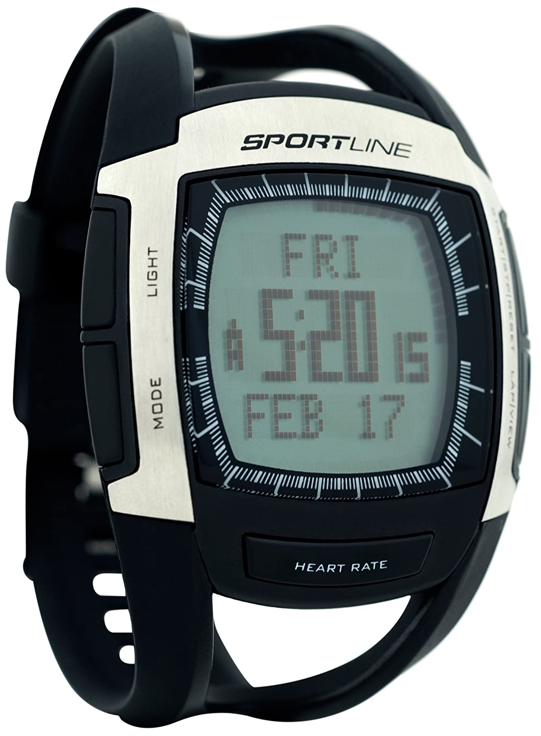 Sport line 670 Cardio Connect Mens Heart Rate: Amazon.es: Deportes ...