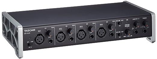 7 opinioni per Tascam US-4x4 – Interfaccia Audio / MIDI (4 in, 4 out)
