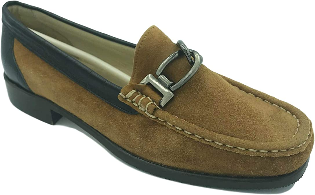 HB Espana Ladies Womens Smart Patent Leather Slip On Tassle Loafers Shoes 5 6