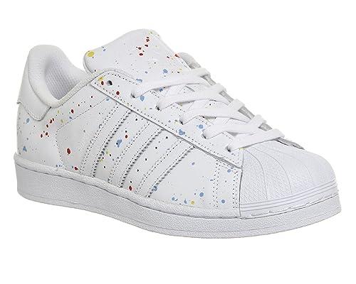 online retailer 2f8fb 9d1f4 adidas Superstar Calzado ftwr white core black  Amazon.es  Zapatos y  complementos