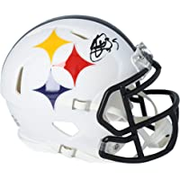 $97 » Minkah Fitzpatrick Pittsburgh Steelers Autographed Riddell AMP Speed Mini Helmet - Fanatics Authentic Certified