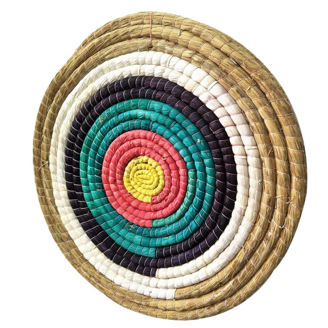 TOPHUNT Traditional Solid Straw Archery Target Outdoor Sports Archery Shooting Bows Shooting Darts Target