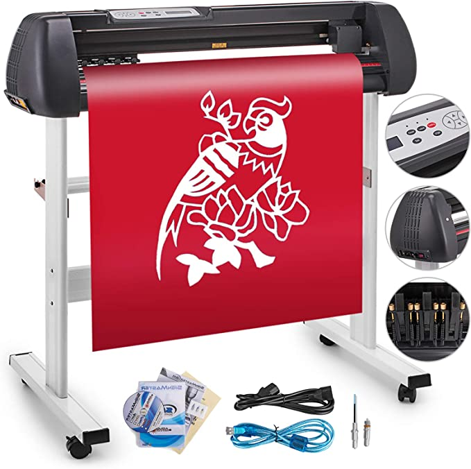 VEVOR - Plotter cortador de vinilo, para máquina de manualidades ...