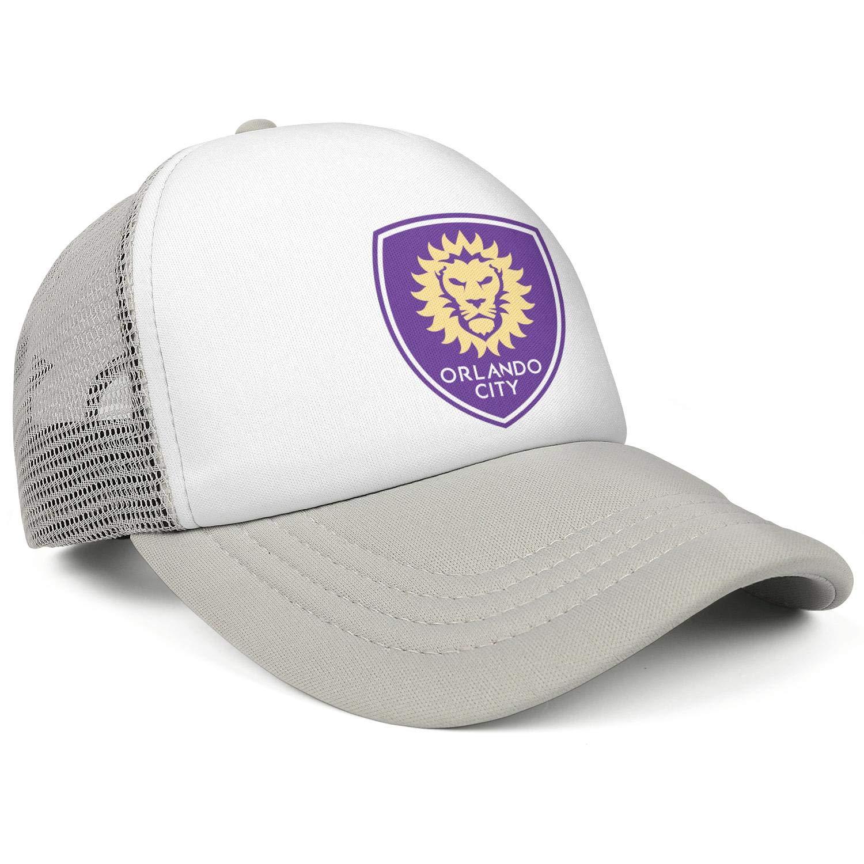 FengY LiJiCai Unisex Orlando-Cool-City One Size Cowboy Hat Printed Baseball Cap Snapback Hat Football Hats