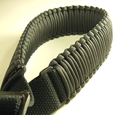 550 lb Paracord Survival 2-Point Gun/Rifle Sling-(Over 25 ft cord)