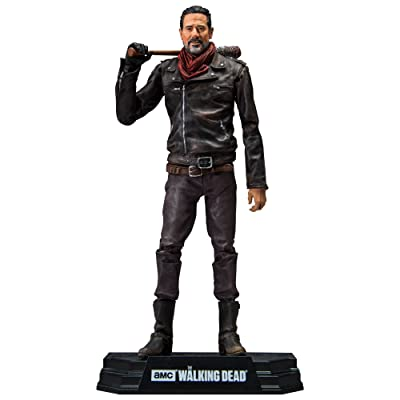 "McFarlane Toys The Walking Dead TV Negan 7"" Collectible Action Figure: Toys & Games"