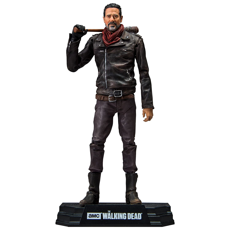 """The Walking Dead série 7/"""" Action Figure couleur Tops-negan McFarlane"""