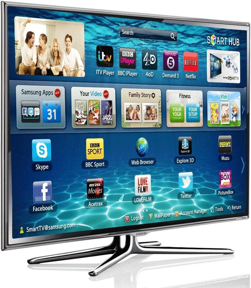 Samsung UE46ES6800U - Televisor (116,84 cm (46