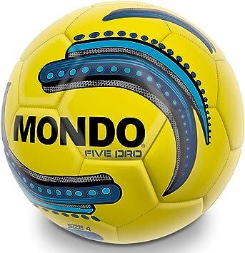 Mondo - Calcetto Pro, balón fútbol Sala, 380 Gramos (13179.0 ...