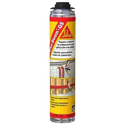 Espuma de poliuretano aplicaciones