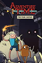 Adventure Time: The Four Castles Kindle Edition