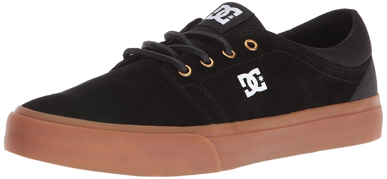 noir Gum DC chaussures  Trase Trase SD, paniers basses homme  vente au rabais