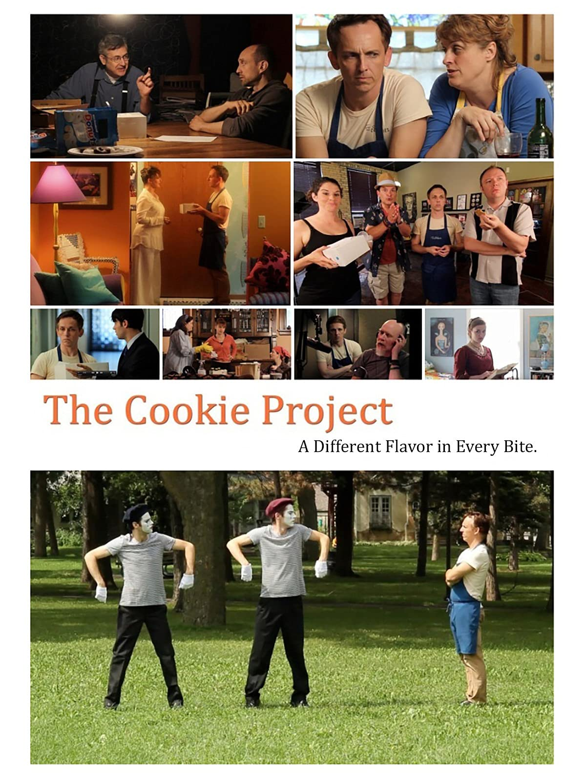 The Cookie Project on Amazon Prime Video UK