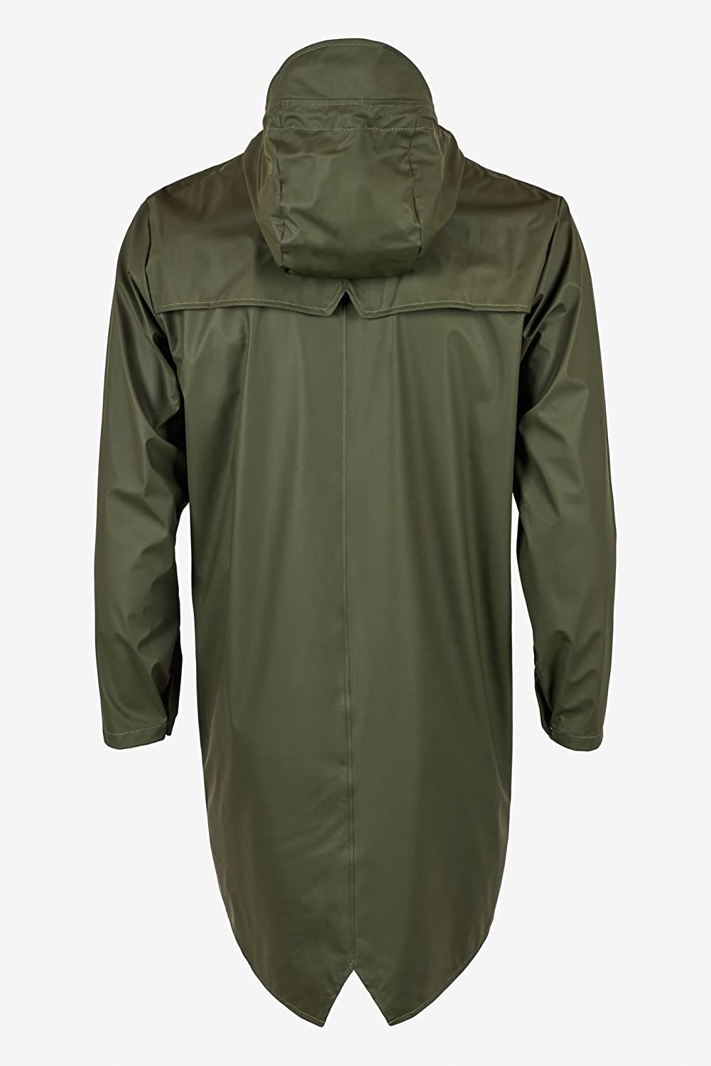 RAINS Mens Long Jacket Raincoat