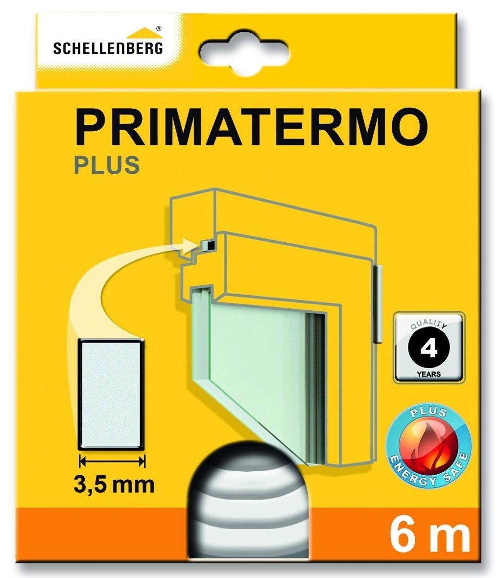 Schellenberg 66324 Plus Primatermo Joint de fenê tre 9 x 4 mm 10 m Blanc