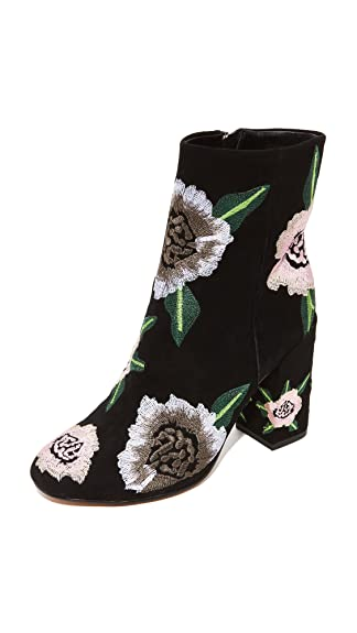 Women's Bryce Embroidered Booties