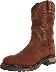 Tony Lama Boots Mens Waterproof TW1018 Work Boot