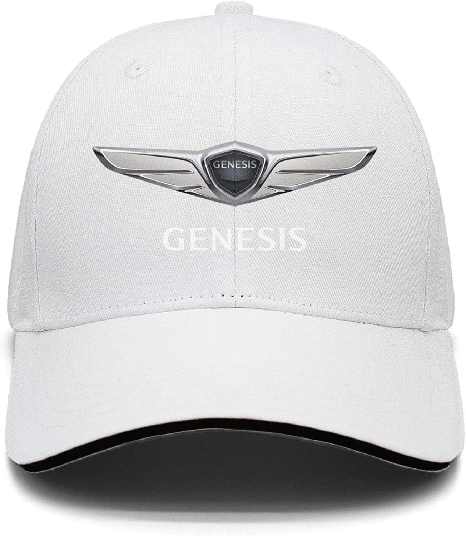 Genesis-Logo- Unisex Womens Vintage Hip Hop Hat Rugged Baseball Cap