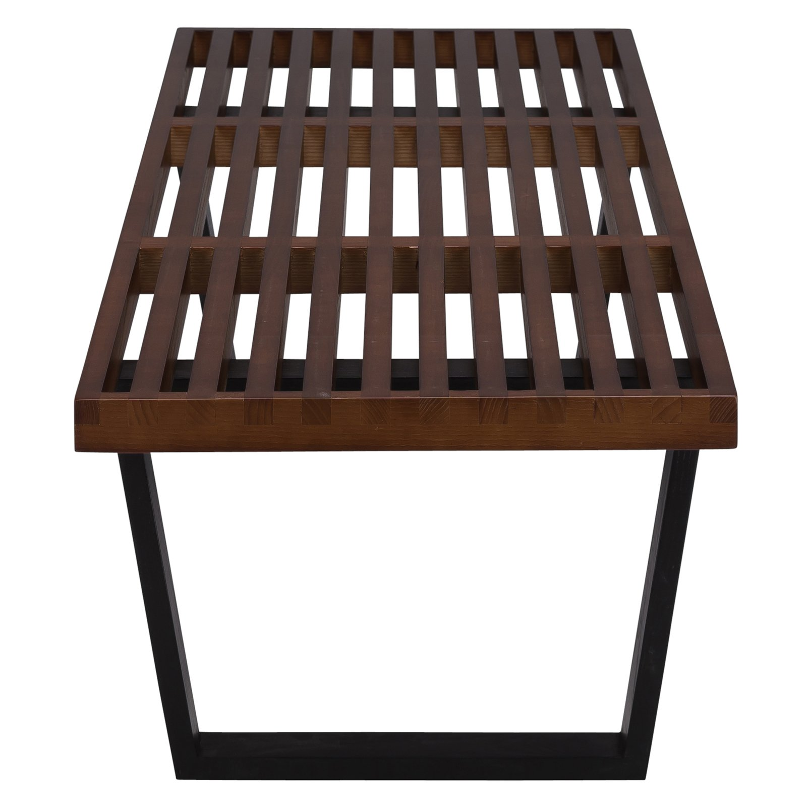 Poly and Bark George Nelson Platform Style Bench, 5′