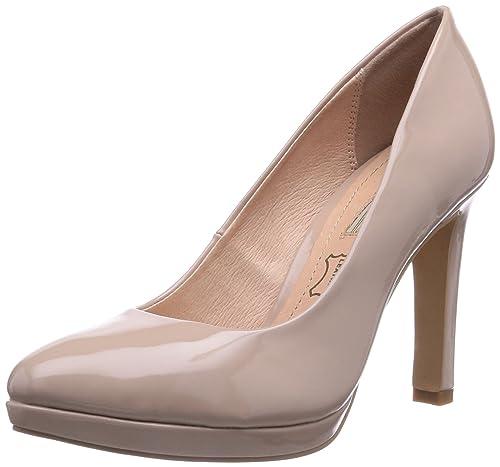 7eb92d305c2 Buffalo H748-1 P1236S - Zapatos de tacón Cerrados de Material sintético  Mujer  Amazon.es  Zapatos y complementos