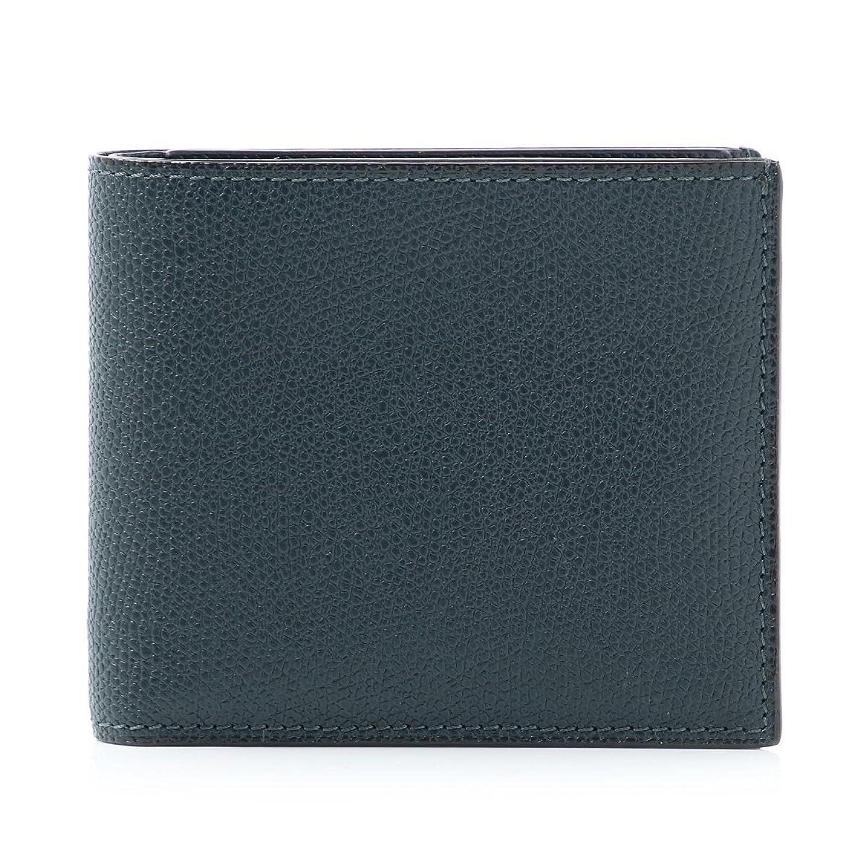 (ヴァレクストラ) Valextra 2つ折り 財布 小銭入れ付き LEATHER [並行輸入品] B07D4DSFN1