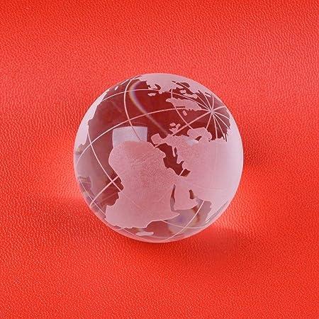 Ochoos Miniatura Terrario Mesa Cristal Mundo Mapa Manualidades ...