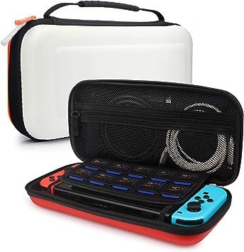 Momen - Funda de transporte para Nintendo Switch Consola y ...
