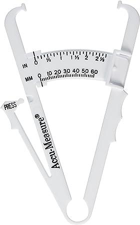 Plicometro Caliper Adipometro Medir Grasa Cuerpo Body Fat Caliper Measure Fat