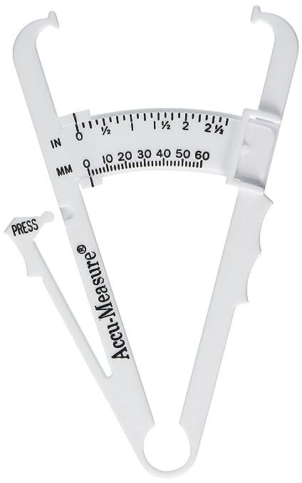 55 opinioni per Accu Measure Fitness 3000 Personal Body, Plicometro