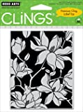 Hero Arts Cling Stamp, Large Blossom