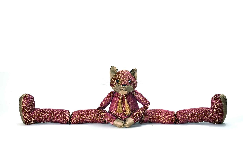 Dora Designs Sly Rufus Fox Draught Excluder M&L DE06