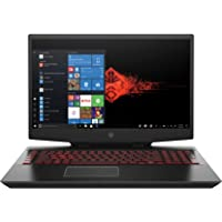 HP OMEN 17T Gaming Laptop, New chassis, Intel 10th Gen 6-Core i7-10750H 2.6Ghz, 16GB, 1TB + 512GB PCIe SSD, 17.3 FHD 144 Hz, NVIDIA GeForce RTX 2070 8GB, Eng Keyboard, Win 10, Black