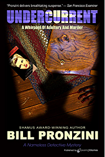 The Vanished (The Nameless Detective Book 2)