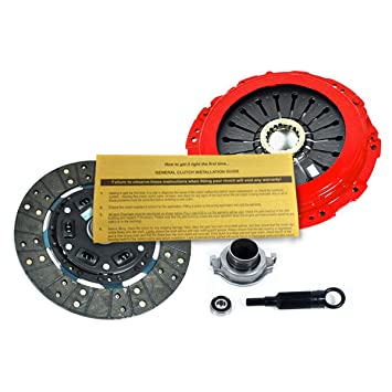 Amazon com: EFT STAGE 1 SPORT CLUTCH KIT FOR 04-17 SUBARU