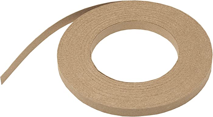 House2Home Upholstery Tack Strip, 1/2 Inch x 10 Yard Roll, Great for Making Professional Edges on Furniture, Couch, Chair, and Sofa, Includes Instructions