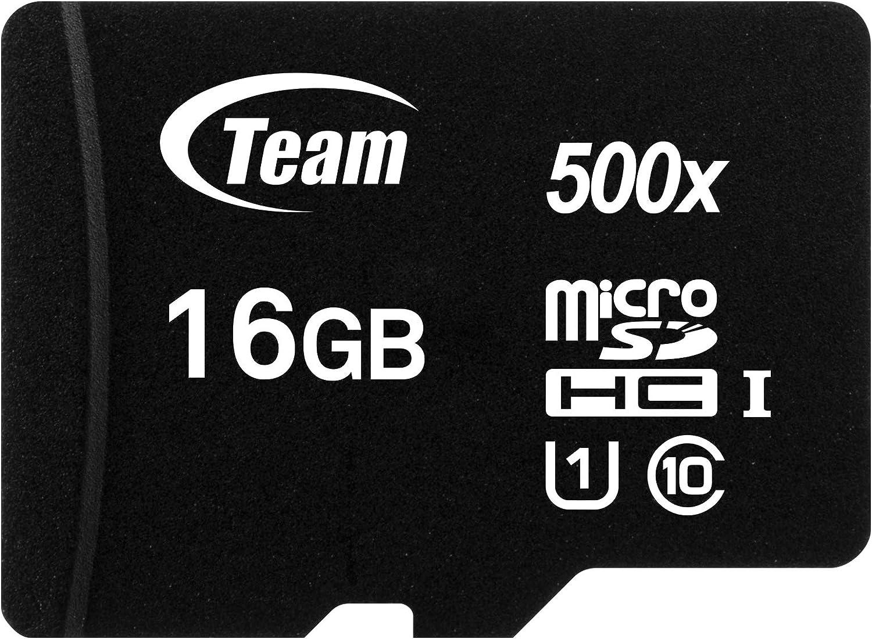 Teamgroup Tusdh16guhs03 Flash Card Micro Sd 16gb Uhs I Computer Zubehör