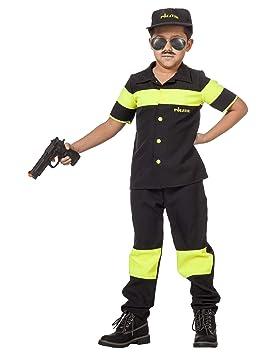 Disfraz policía holandés niño: Amazon.es: Juguetes y juegos