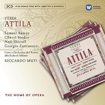 Attila (Opera Essential) (Italian Edition)