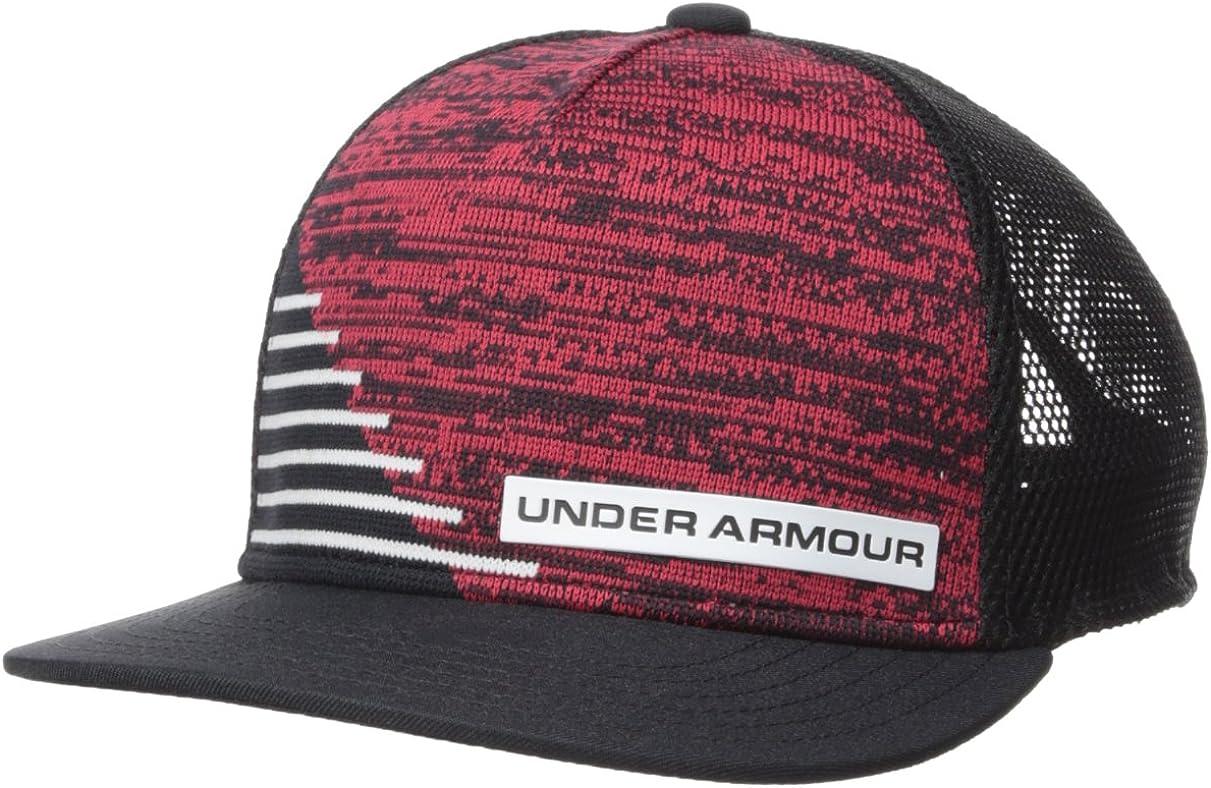 Ni/ños Under Armour Boys Huddle Snapback 2.0 Gorra
