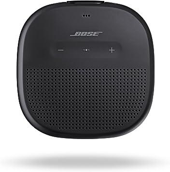 Oferta amazon: Bose SoundLink® Micro, Altavoz con Bluetooth, Inalámbrico Micro-USB, Negro