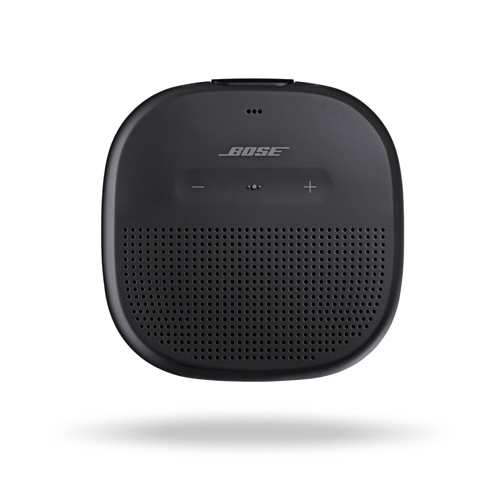 Bose SoundLink Micro Waterproof Bluetooth speaker - Black by Bose