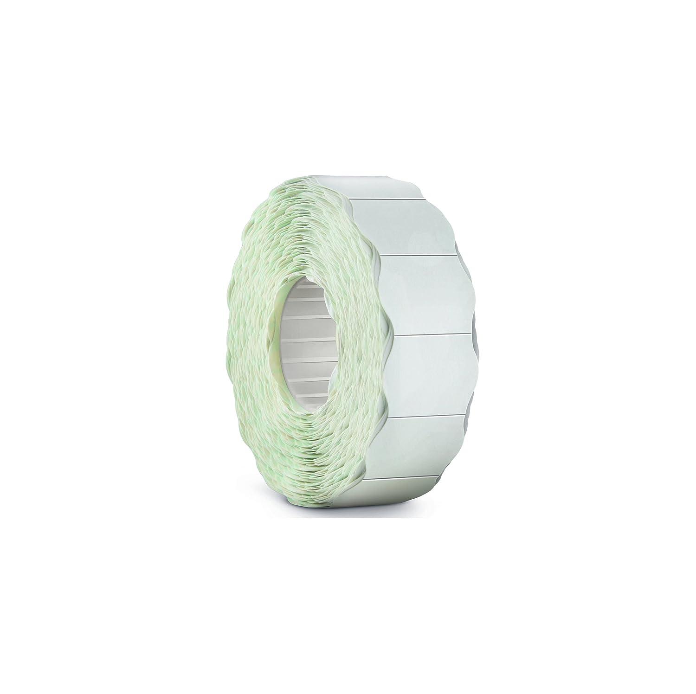 Meto 9506159 prezzo di etichette o arkierungen Adesivo Etichette, 22 X 16 mm, 6.000 pezzi, bianco permanente, Universal Transport taglio 22X 16mm 6.000pezzi