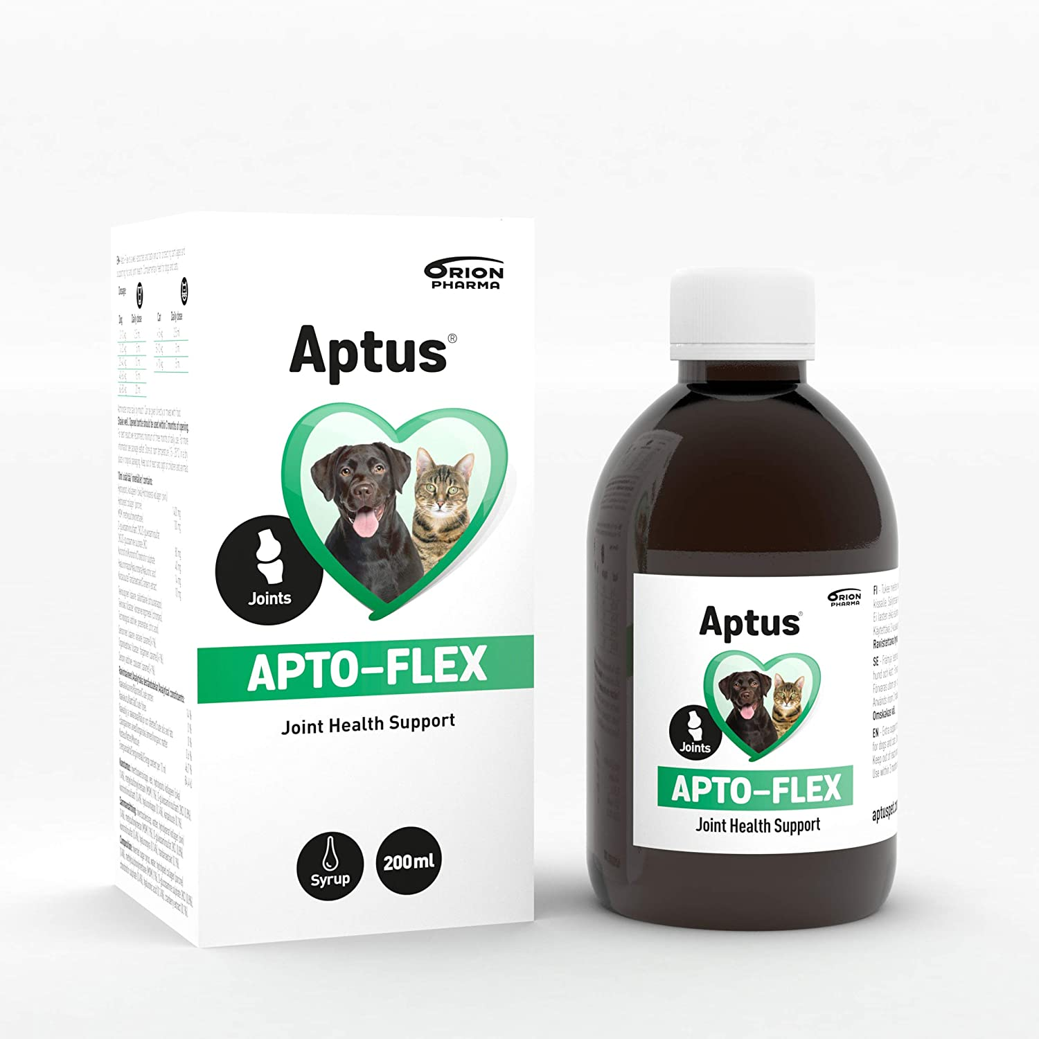 Aptus Apto-Flex Joint Supplement (200ml) For All Dogs   Cats  dce32bbf62
