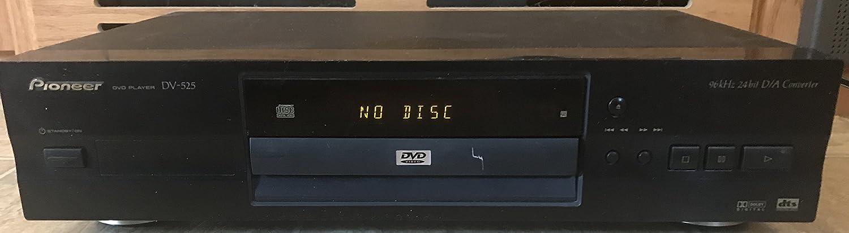Amazon.com: Pioneer DV-525: Electronics