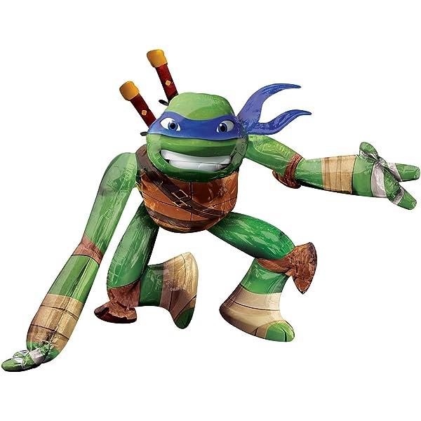Amscan - Globos Tortugas Ninja (2708801): Amazon.es ...