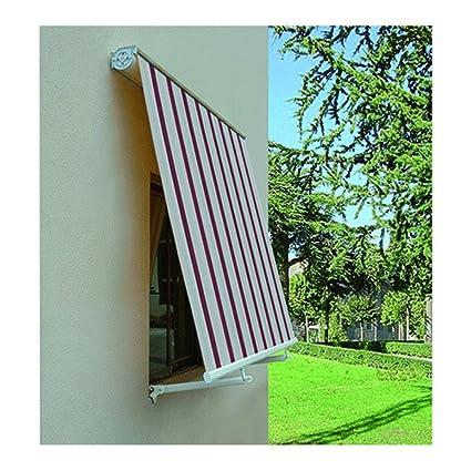 Tenda Da Sole A Caduta Cassonata Dotata Di Braccetti In Alluminio